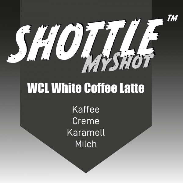 SHOTTLE™ MyShot - WCL - White Coffee Latte