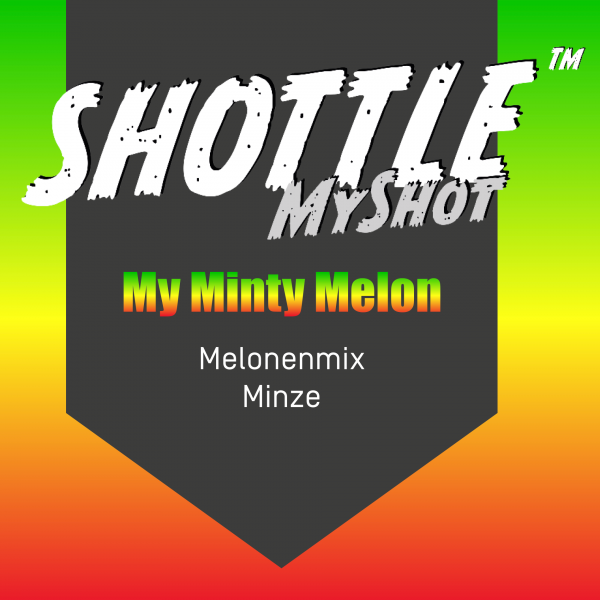 SHOTTLE™ MyShot - My Minty Melon